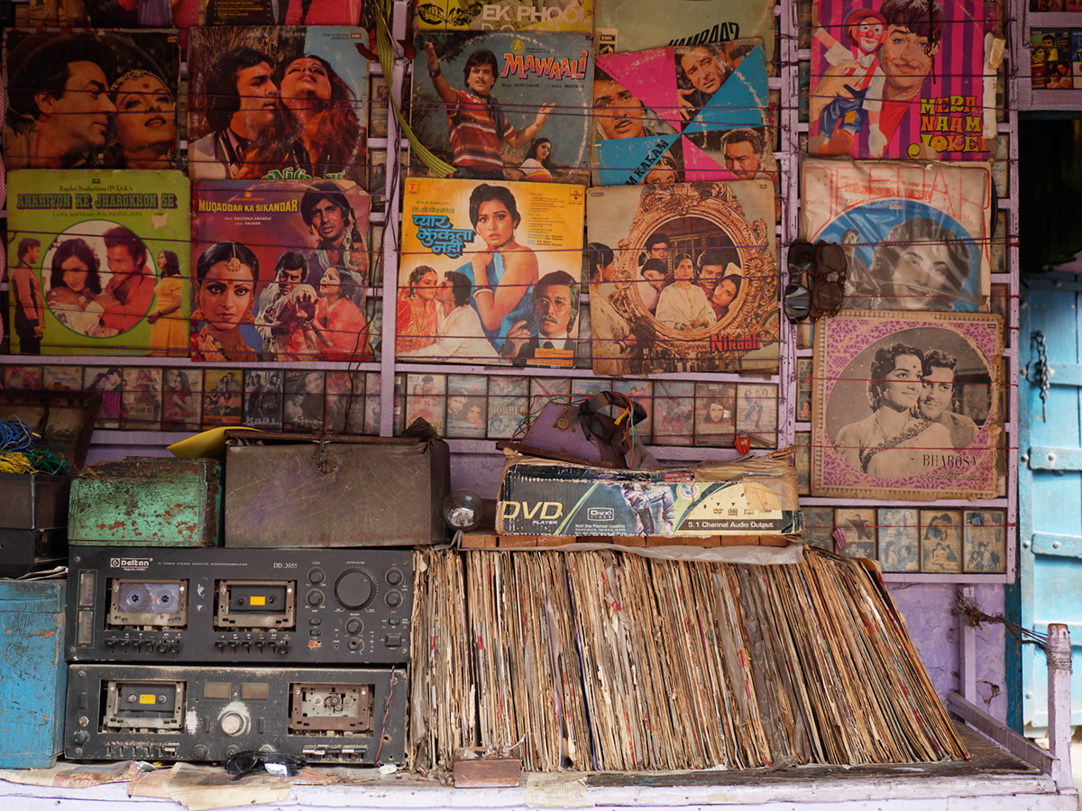 Agra Record Shop