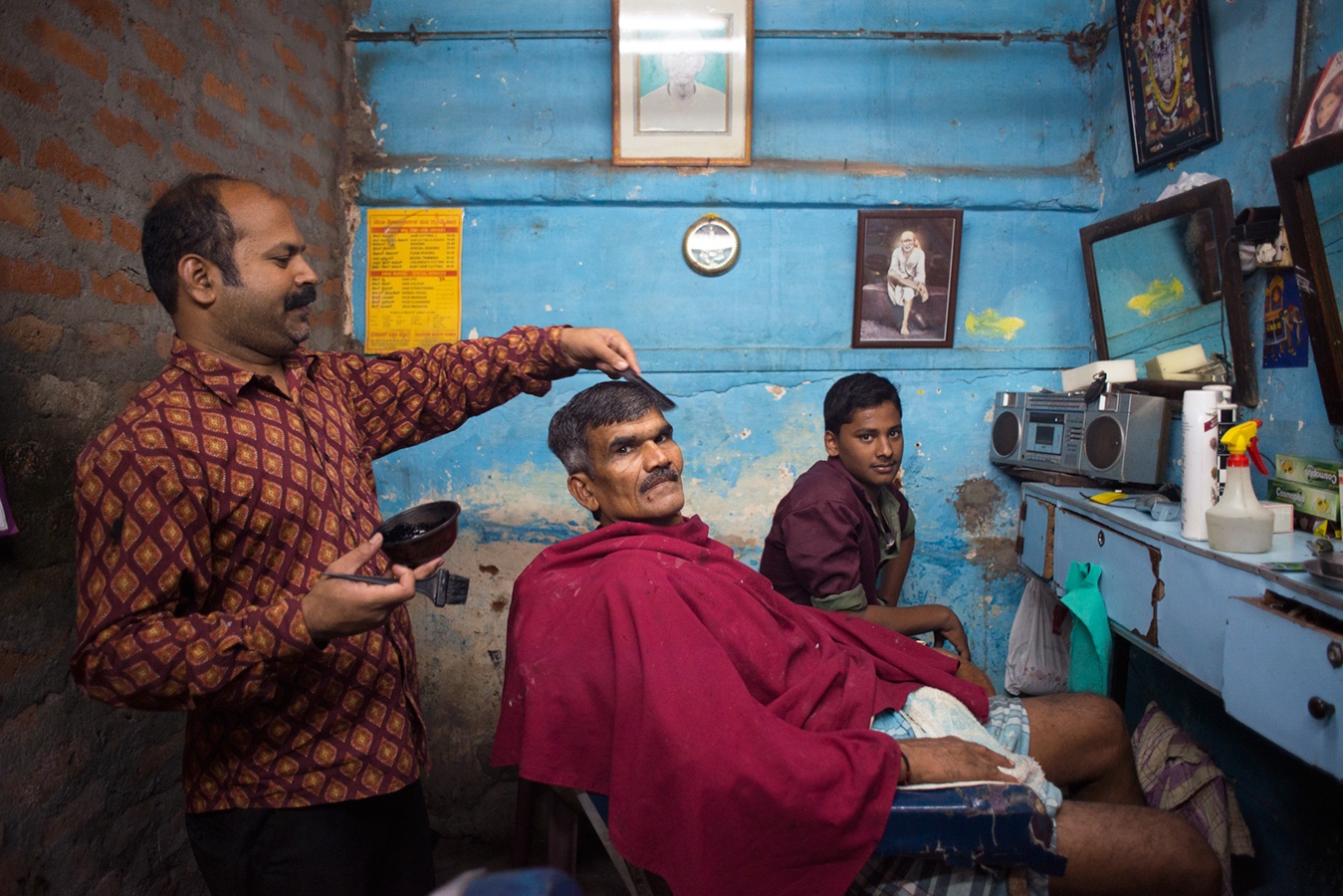 Mysore Barber Shop