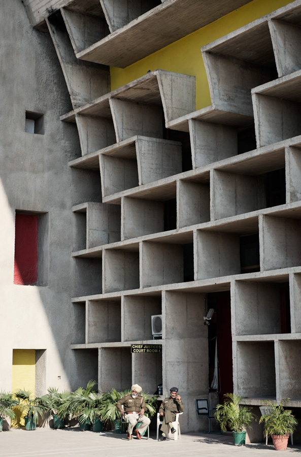 Le Corbusier – Chandigarh City